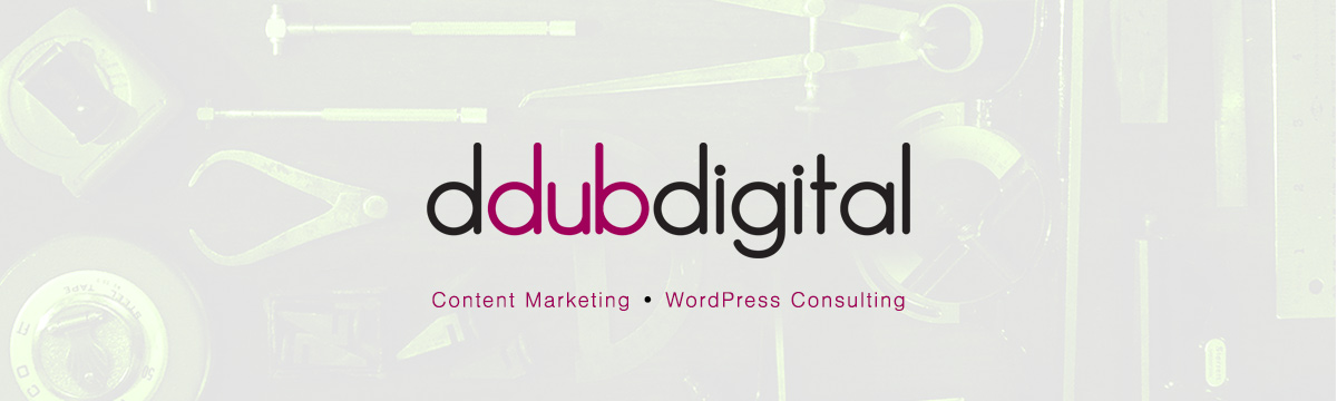 ddubdigital.com Seattle Online Content Marketing and WordPress Consulting