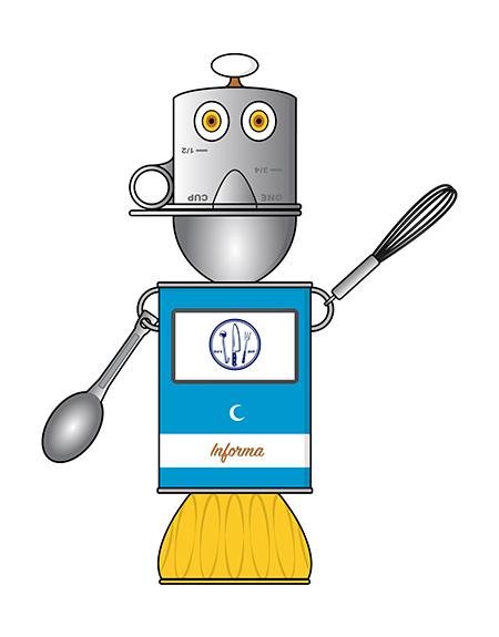 Character Animator puppet - Informa