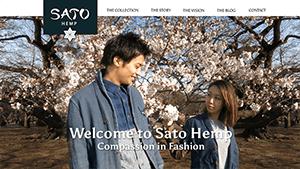 Sato Hemp clothing