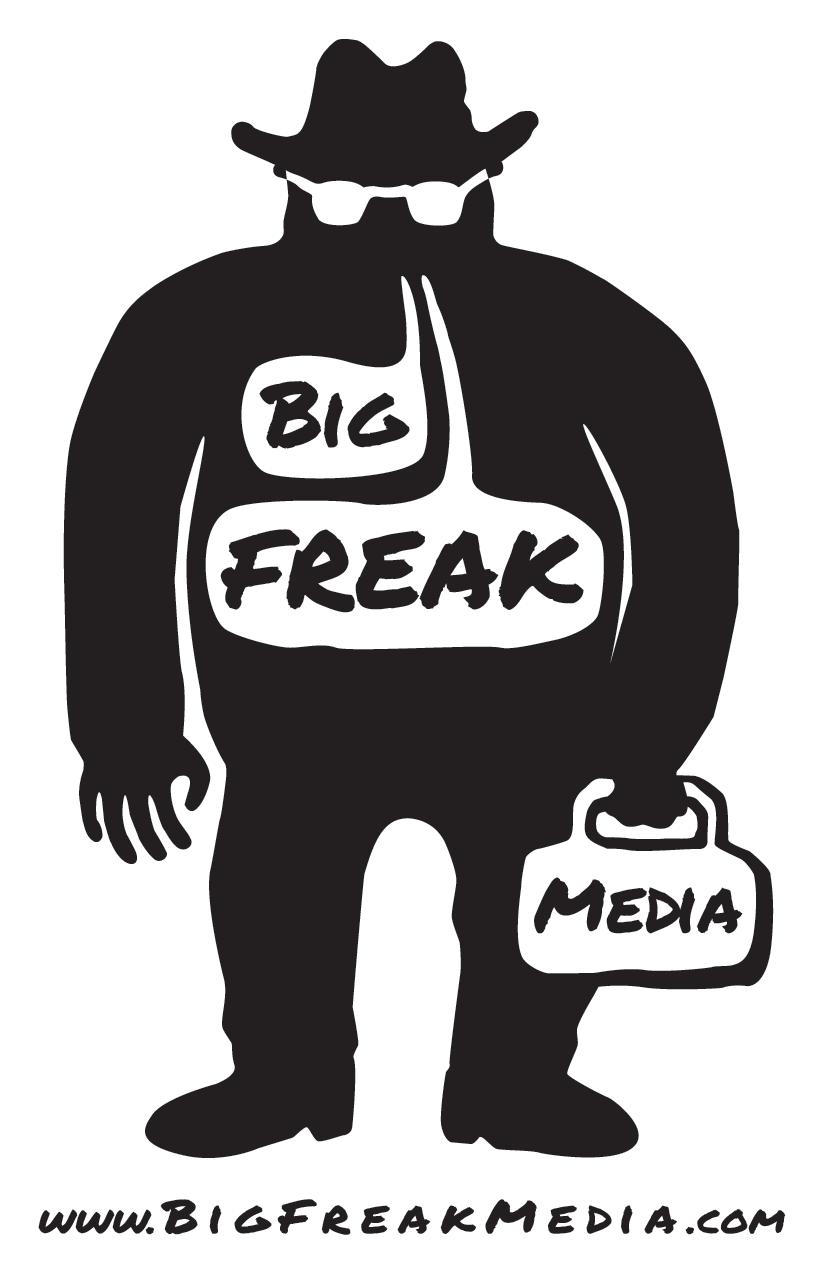 Big Freak Media logo