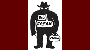 Big Freak Media identity branding